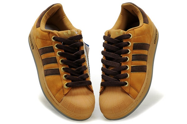 ADIDAS MEN BROWN WELLEN  2