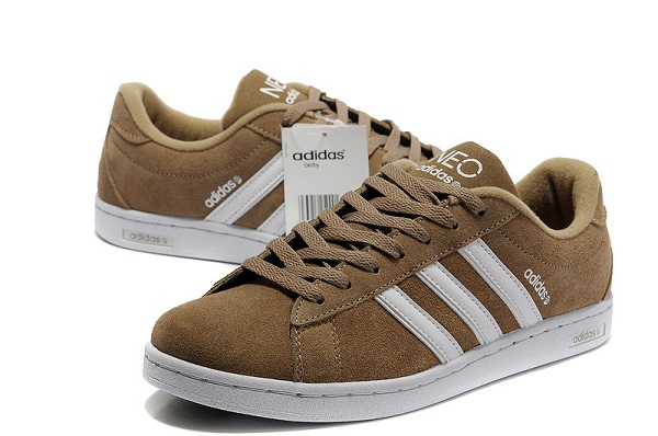 ADIDAS MEN BROWN WELLEN  3