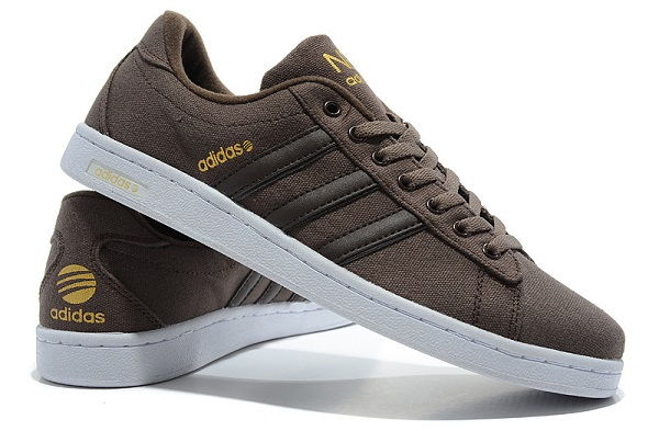 ADIDAS MEN BROWN WELLEN  4