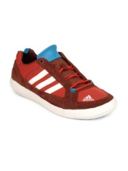 ADIDAS MEN RED BOAT LACE