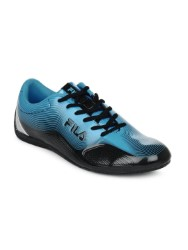 FILA MEN CHAMELEON BLUE AND BLACK
