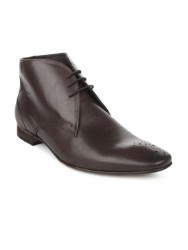 LEE COOPER LONDON MEN BROWN FORMAL SHOES