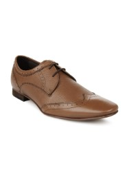 LEE COOPER LONDON MEN BROWN II FORMAL SHOES