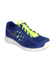 NIKE MEN BLUE NIKE FLEX 2013 RN