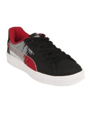 PUMA MEN BLACK BASKET II LOWRIDER