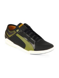 PUMA MEN BLACK STREET TUNEO LOW